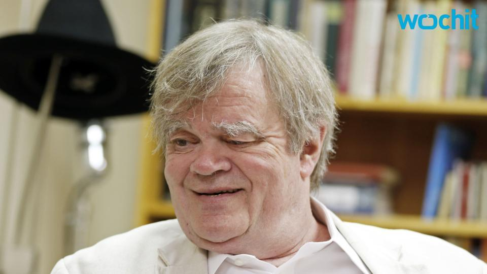 Garrison Keillor Says He's Retiring From Popular Radio Show