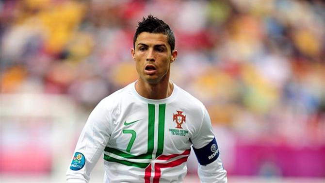 World Cup - Ronaldo fit for Portugal's Germany test