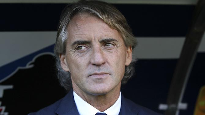 Inter have faith in Mancini - Zanetti