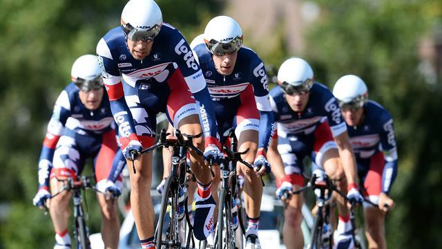 Cycling - Sergeant replaces Olivier as Lotto Belisol head