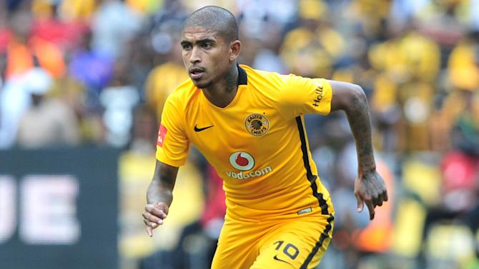 Buchanan: Playing for Kaizer Chiefs has boosted my confidence