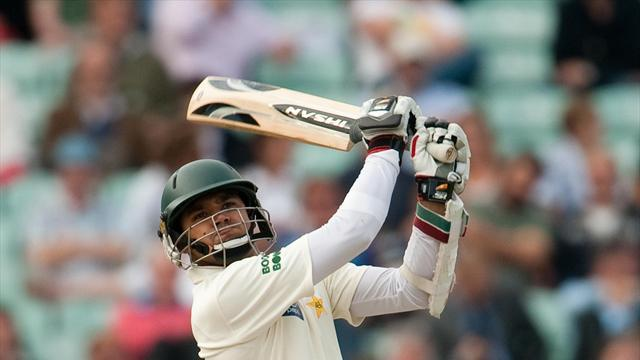 Cricket - Azhar carries Pakistan's to dramatic series-levelling win