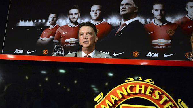 Premier League - Van Gaal: It will be 'miracle' if United win the title