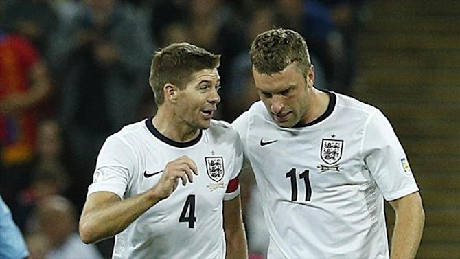World Cup - Lambert living his very own dream