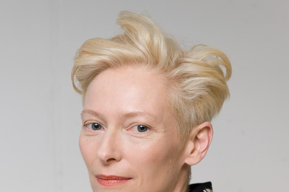 Tilda Swinton Portrait Session