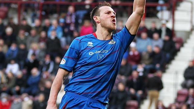 Scottish Premier League - Warren happy to commit to Inverness