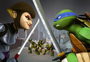 Teenage Muntant Ninja Turtles | Photo Credits: Nickelodeon