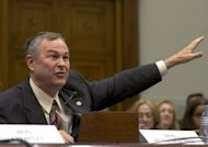 US Representative Dana Rohrabacher is pictured in 2007. Rohrabacher, an outspoken Republican, proposed a bill that would require the Pentagon to list all Americans judged to have been killed by Pakistan-backed militants