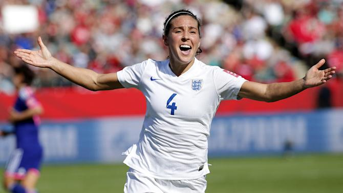 Women's World Cup - Germany v England: LIVE