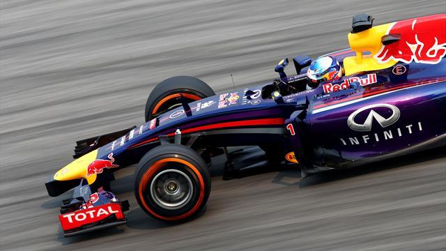 Formula 1 - Red Bull: Title hopes rest on Renault