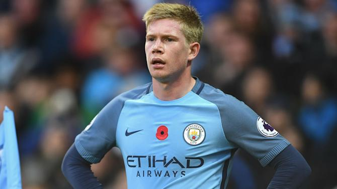 De Bruyne at Manchester City for the long-term