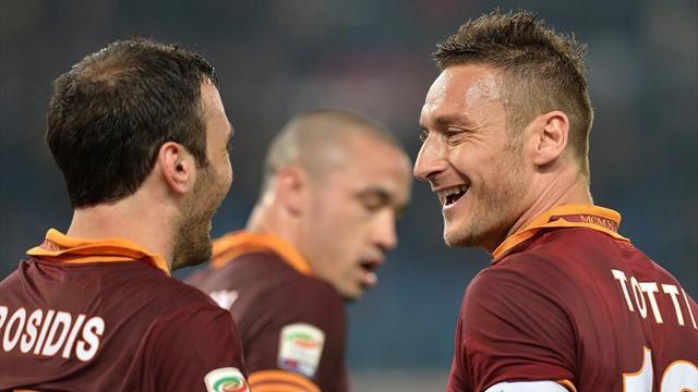 World Cup - Totti 'to suffer Prandelli snub'
