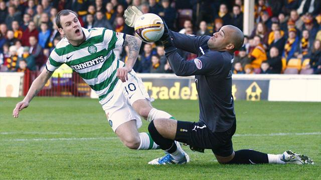 Scottish Football - Team news: Randolph set to face Aberdeen