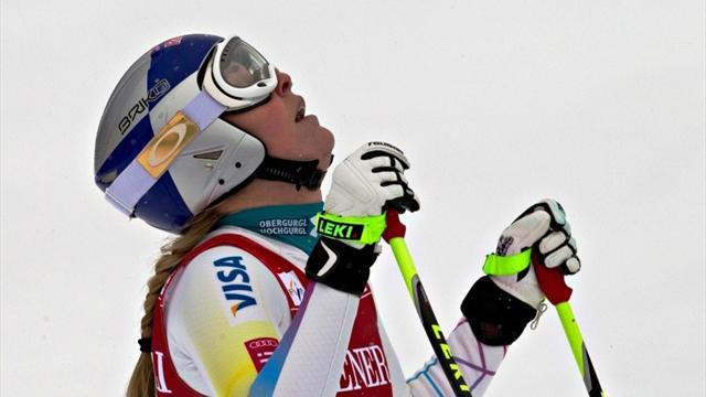 Alpine Skiing - Vonn cruises to 12th Lake Louise victory