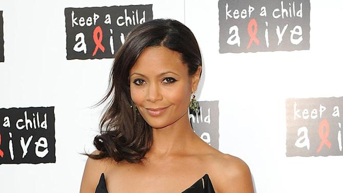 Newton Thandie Keep Child Alive