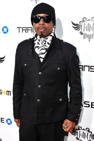 MC Hammer Arrested in Northern California
