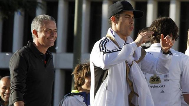 Mourinho happy with 'sad' Ronaldo