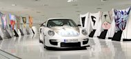 The Dr. Ing. h.c. F. Porsche AG, Stuttgart, museum is paying tribute to 24 very special works of art with a new
