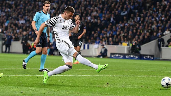 Allegri praises Pjaca for attitude change as winger scores first Juventus goal