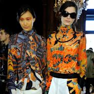 With the autumn winter 2012 catwalks full of Eastern promise, dragons, orchids and exotic birds have fast become the motifs du jour. But forget dressing top to toe in the trend and pick out a solitary statement piece instead. From embroidered bags printed with plumage to oriental dresses, quilted silks and fashion forward flatforms, add a Chinoiserie spin to your wardrobe with our pick of the best oriental influencepieces