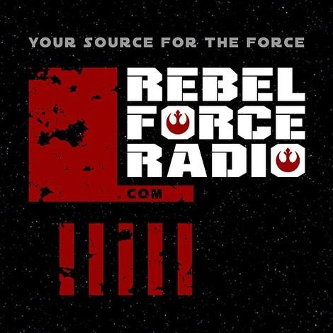 RebelForce Radio's logo
