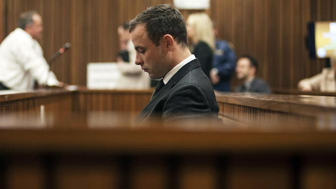 Athletics - Judgement day for Oscar Pistorius