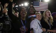 US Election: High Turnout As Nation Decides
