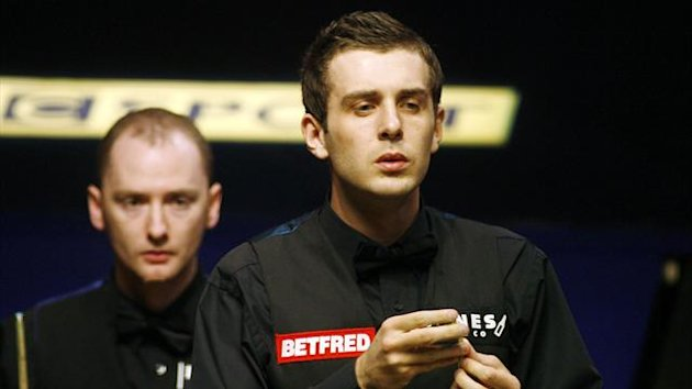 Mark Selby and Graeme Dott