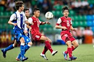 'Porto is the best team in the tournament' - Singapore U16 coach Dejan Gluscevic