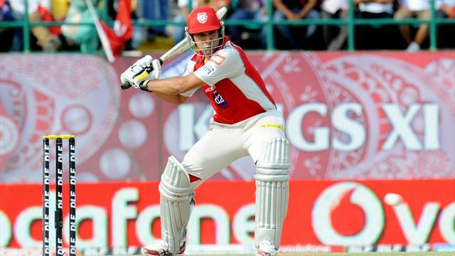 Cricket - Kings XI upset IPL hopefuls Indians