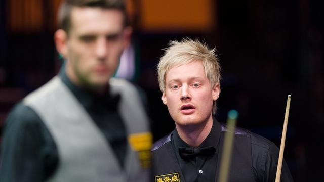 Snooker - World Championship semi-final: LIVE