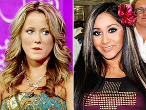 Teen Mom's Jenelle Evans Slams Pregnant Snooki on Twitter