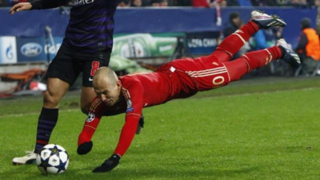 Champions League - Diving 'like doping' in terms of detection, says top referee