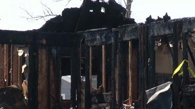 Jersey Shore Fire Displaces Sandy Victims