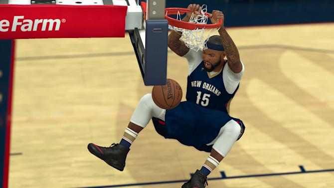 NBA trade rumors: Kings' GM in 'NBA 2K17' won't make DeMarcus Cousins deal with Pelicans