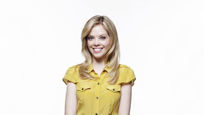 "Dreama Walker stars as June in ""Apartment 23."""