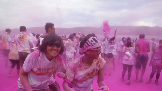 Taiwan Colour Run