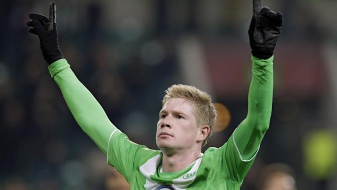 West Ham want United striker, Wolfsburg set price for De Bruyne