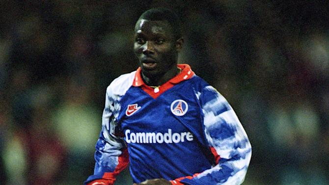 George Weah's Son Follows in His Father's Footsteps After Scoring Hatrick for PSG Youth Team