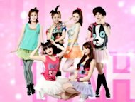 Tahiti girl group featured in an e-book