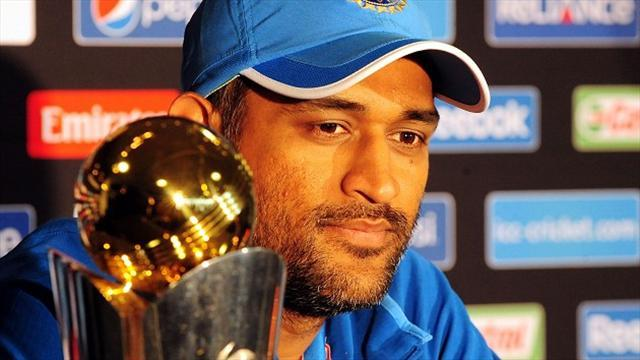 Cricket - Dhoni hoping for strong start