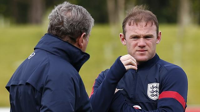 World Cup - Hodgson: Rooney can take World Cup by storm