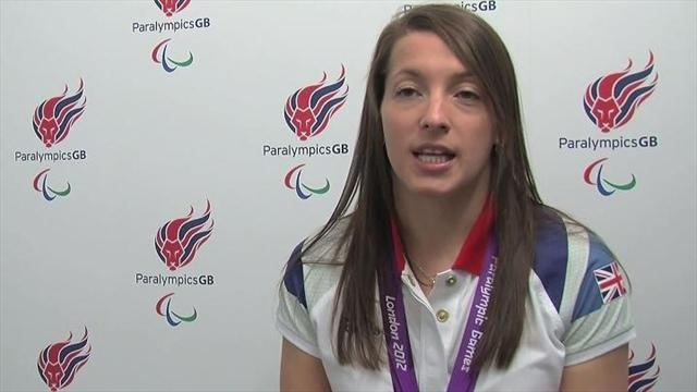 Motherhood inspires Kindred to 10th Paralympic medal