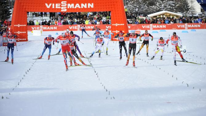 FIS World Cup - Cross Country - Men's 10km Pursuit