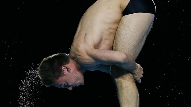 Diving - Agonising fourth for Daley in World Cup finale