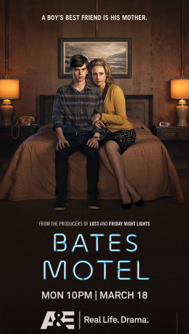 A&E's 'Psycho' Prequel Series 'Bates Motel' Unveils Key Art, New Teaser