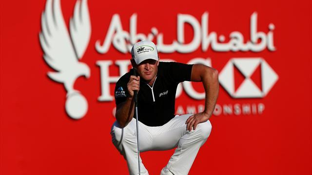 Golf - Donaldson wins in Abu Dhabi after thrilling final round