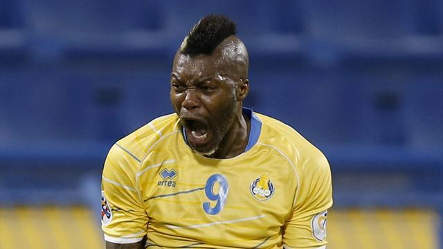 European Football - Cisse targets France recall after joining Kuban