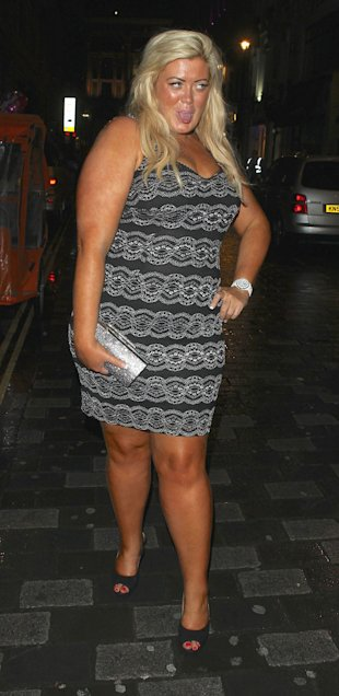 TOWIE's Gemma Collins Stands Out For All The Wrong Reasons On Night Out