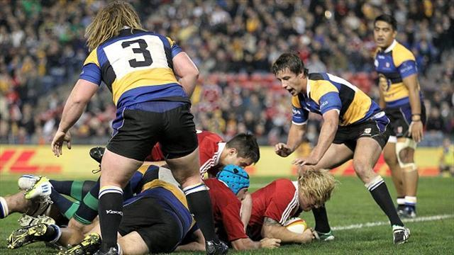 Lions Tour  - Hibbard: More to come from Lions
